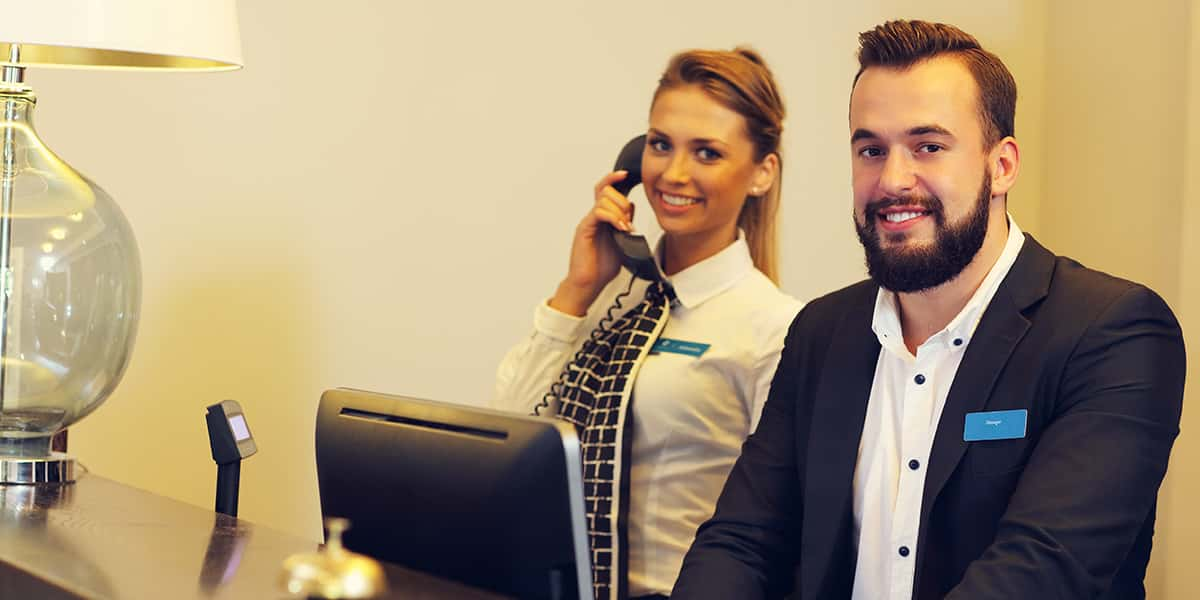 Montreal Concierge and Reception Staff