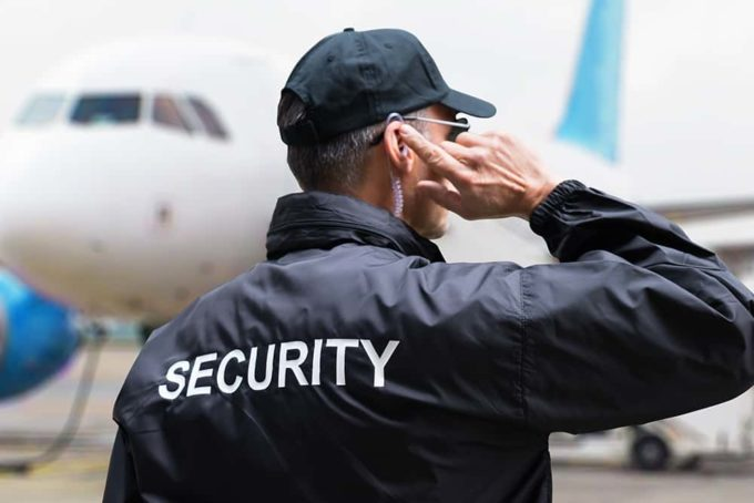 Physical security versus technology